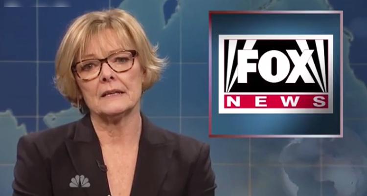 Jane Curtin Mocks Fox News During SNL Anniversary Special – VIDEO