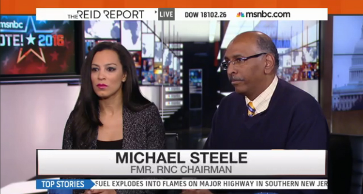Republicans Don't Want Black Votes Suggests Former RNC Chair Michael Steele – VIDEO