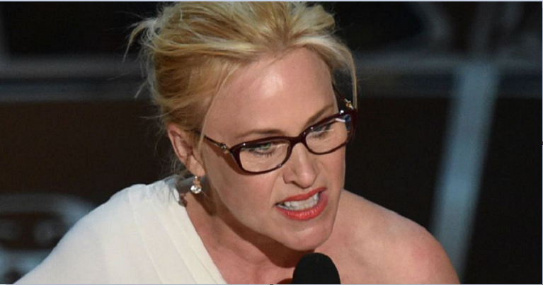 Patricia Arquette Wasn't Excluding Anyone In Her 'Equality' Acceptance Speech