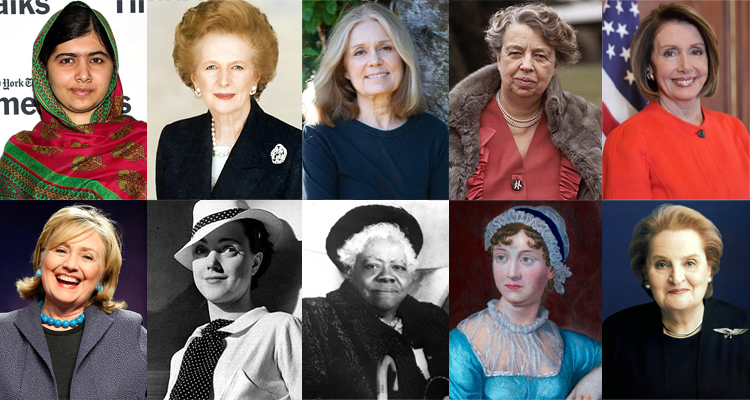 Top 10 Inspirational Quotes About Women's Empowerment