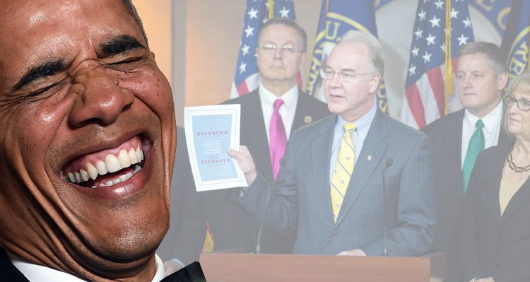 Up In Smoke: Obama Thoroughly Destroys Republican Budget Proposal – VIDEO