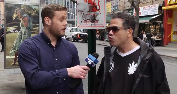 Man Catcalls Women During Anti-Catcalling News Report – VIDEO