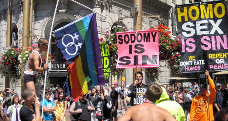 6 Flagrant Attacks On The LGBT Community