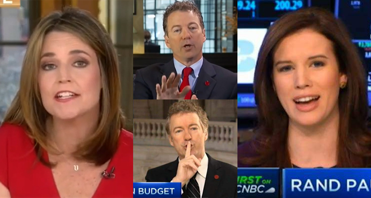 Does Rand Paul Have A Problem With Women? – VIDEOS