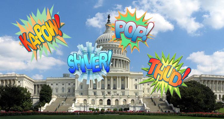 The Washington Post Smacks Down 'The Senate's brief bipartisan love-fest'