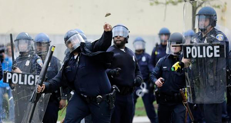 'Credible Threat' – Baltimore Gangs Unite To 'Take Out' Cops