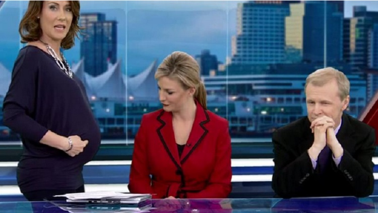 Pregnant Meteorologist Calls Out The Haters Who Attacked Her Appearance (VIDEO)