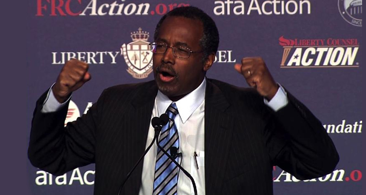 What A Republican Fool Believes: Ben Carson For President