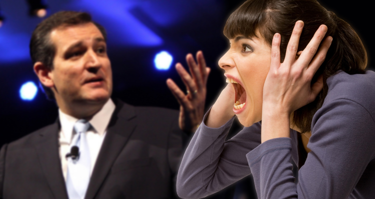 Online Battle Erupts In Response To Ted Cruz: 'Mandatory Same-Sex Marriage' Comments