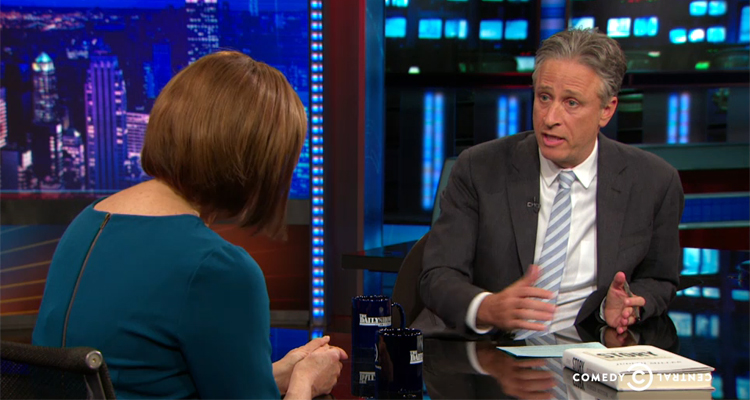 Jon Stewart Eviscerates New York Times Reporter Over Her Role In The Iraq War – VIDEO