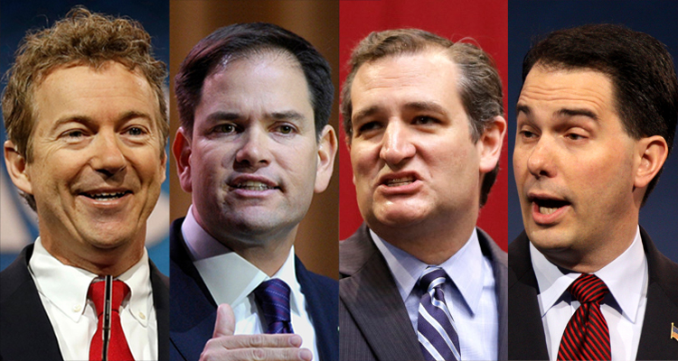 Only One Republican Running In 2016 Scored A 100% Conservative Rating
