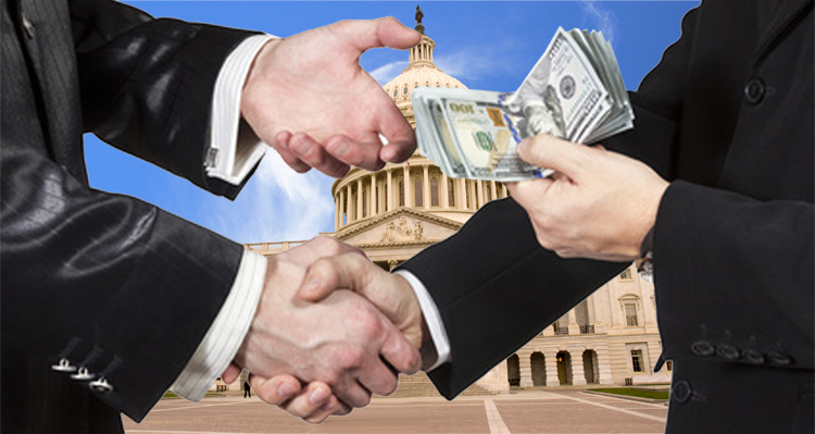 Corruption is Legal in America: Study Confirms The Rich Have A Stranglehold On U.S. Government Policy