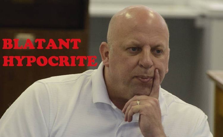 Open Letter To GOP Hypocrite Scott DesJarlais About Abortion, Your Wife & Your Mistress