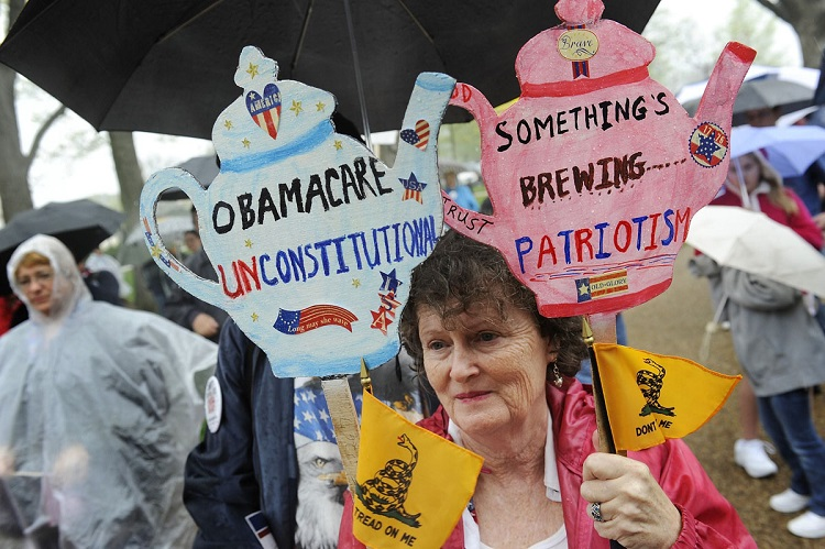 Republican Core Voters Are Literally 'Dying Off By The Day'