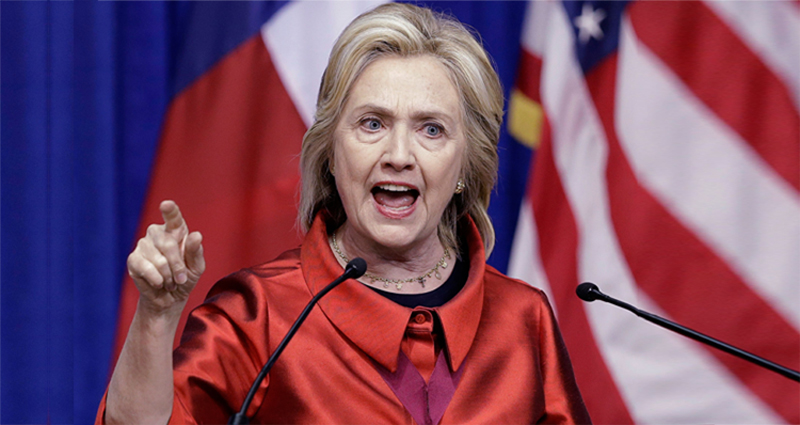Hillary Clinton Slams Republicans Over Voter Suppression, Calling Them Out By Name – VIDEO