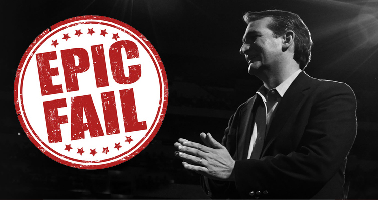 Ted Cruz Gets Smacked Around Over His Asinine Obamacare Post