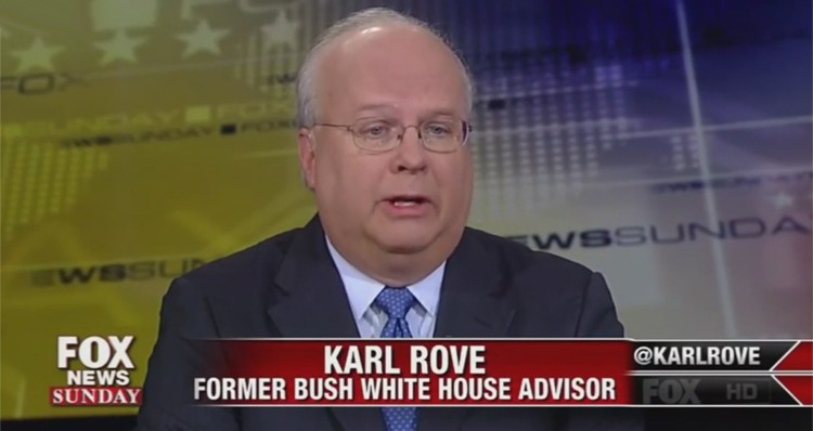 Karl Rove: Repealing The Second Amendment The Only Way To 'End The Violence' – VIDEO