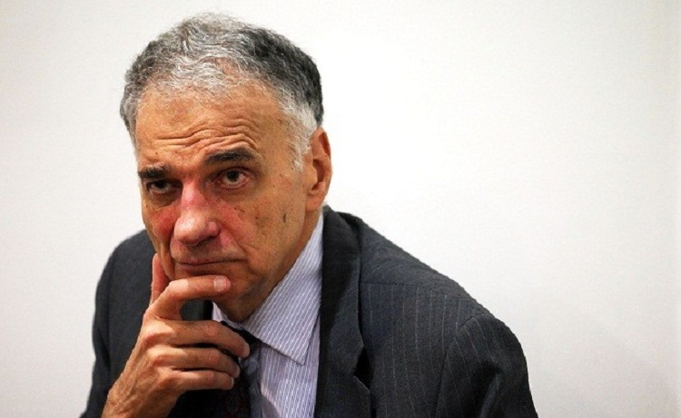 Ralph Nader On The Problem Of 'Macho' Hillary Clinton – VIDEO