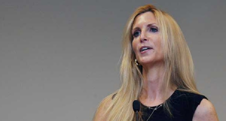 Ann Coulter Warns Immigration Will Lead To Mass Sexual Violence