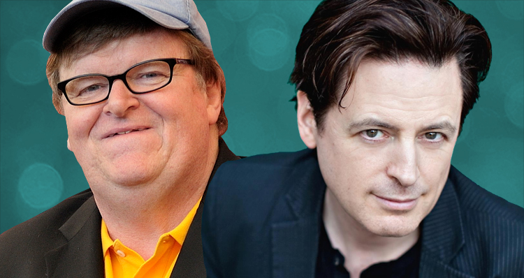 Ever Noticed There Are No Conservative Comedians? Michael Moore And John Fugelsang Talk Humor And Activism – VIDEO