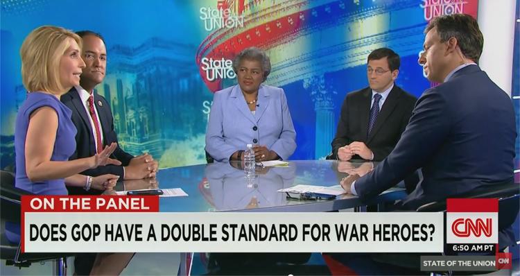 CNN Panel Calls Out GOP Hypocrisy – VIDEO