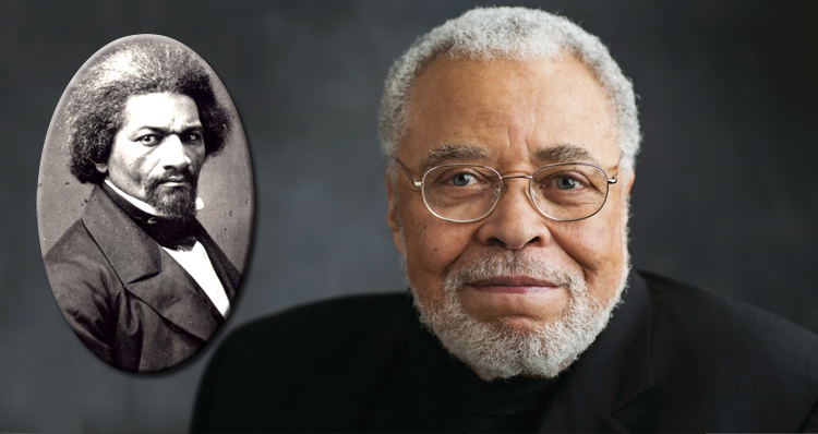'What to the Slave is 4th of July?' – James Earl Jones Reads Frederick Douglass – VIDEO