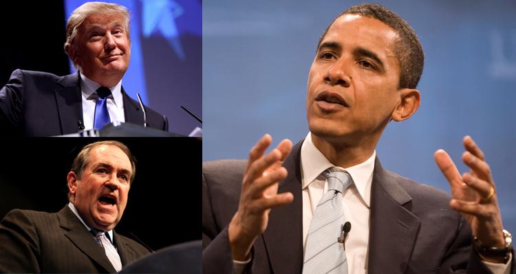 Obama Slams GOP Hopefuls For 'Ridiculous' And 'Sad' Rhetoric – VIDEO