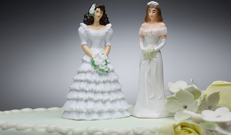 Lesbians Can Get Married But They Still Don't Have Equality