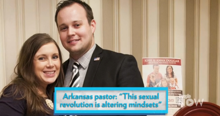 Duggar Pastor: Satisfy Your Spouse's Needs Or Else – VIDEO