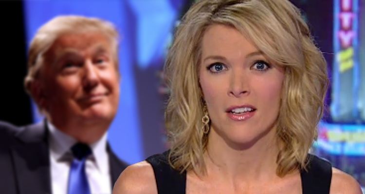 Sexist Remark About Megyn Kelly Gets Trump Disinvited From Important Republican Gathering – VIDEO