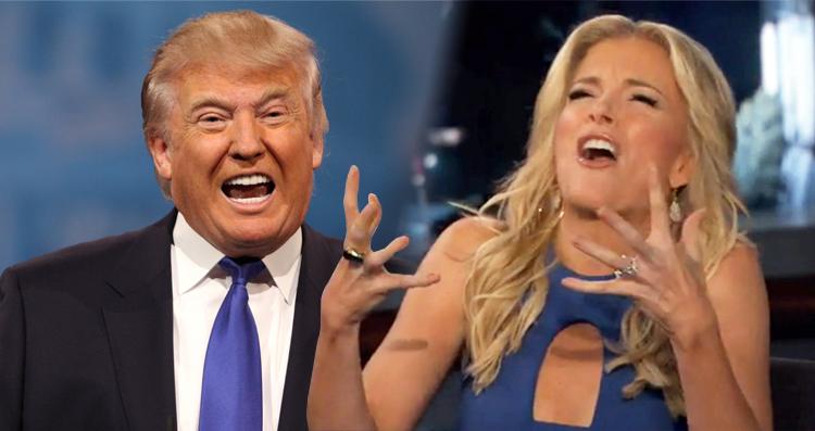 Trump Unleashes New Tirade Against Megyn Kelly