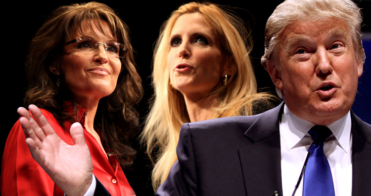 A Trump-Palin-Coulter Administration? Fasten Your Seatbelt – It Could Happen!