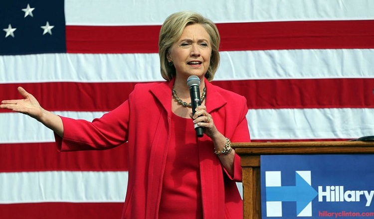 Hillary Clinton Compares Anti-Abortion Republicans To 'Terrorist Groups'