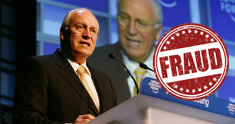 You Will Love How The White House Blasted Dick Cheney – VIDEO