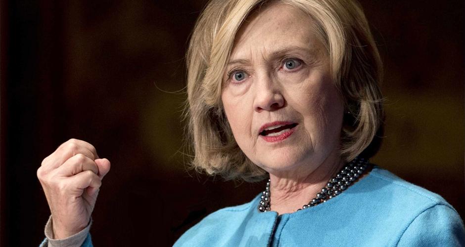 Hillary Clinton Slams GOP Misogynists In Powerful Facebook Post