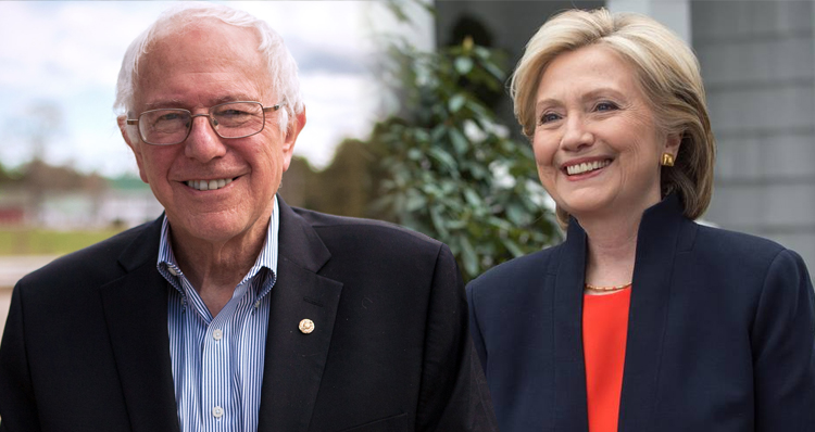 Bernie Sanders Closing In Fast On Hillary In Iowa, Leading In New Hampshire – VIDEO