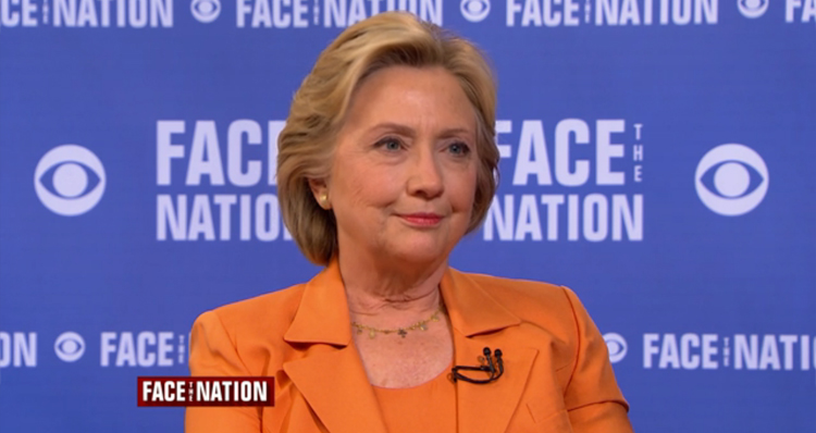 Hillary Clinton Is 'Troubled' By Republicans' 'Misleading Inaccurate' Planned Parenthood Allegations – VIDEO