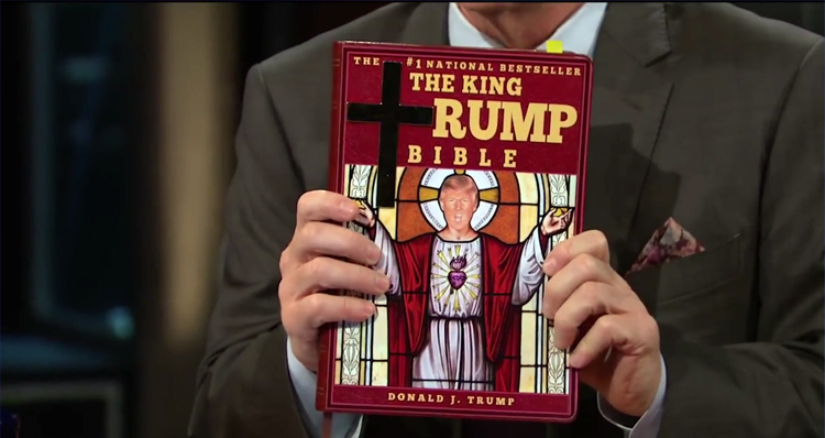 Passages From The King Trump Bible (Video)