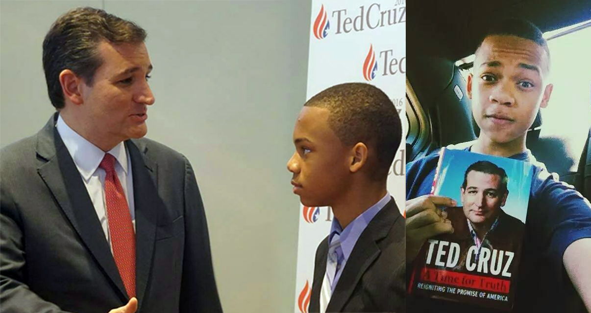 Ted Cruz's Teenage Mouthpiece Outed As A Fraud – 'Pattern Of Dishonesty And Deception' Spans Months