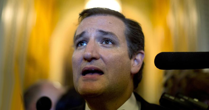 Ted Cruz Gets Schooled By Activists – VIDEO