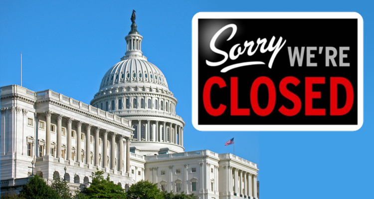U.S. Voters: Don't Shut Down The Government