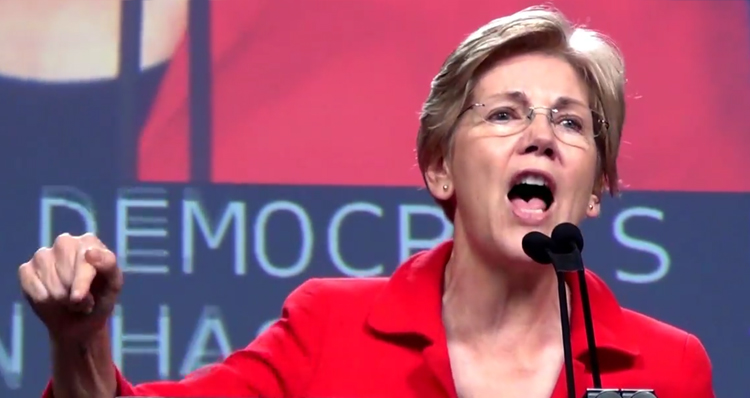 Elizabeth Warren Blasts Republican Bigotry, Hatred And Sexism In Fiery Speech (Video)