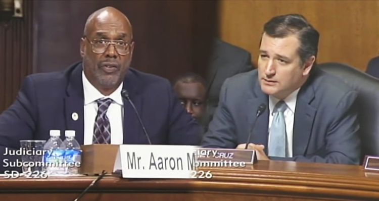 Watch Ted Cruz Repeatedly Bully Sierra Club President Over Climate Change (VIDEO)