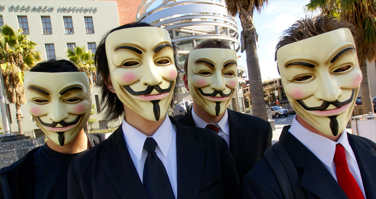 Anonymous On The Attack, Vows To Expose 1000 KKK Members