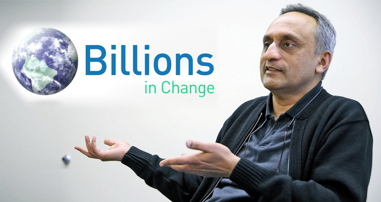 Meet The Mysterious Billionaire Monk Who Gives Away 99% Of His Wealth (Video)