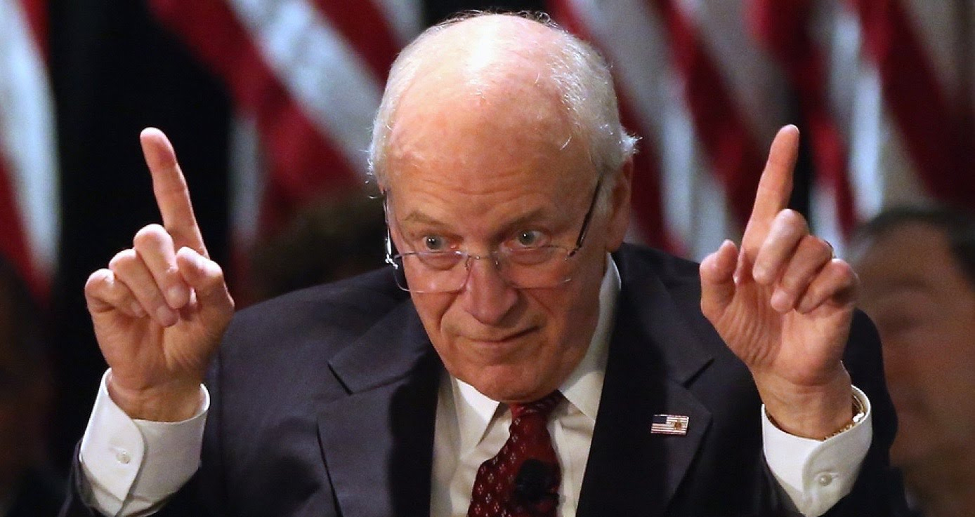 Dick Cheney For House Speaker? I Don't Think So!