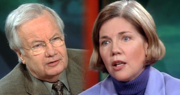 Elizabeth Warren On Hillary Clinton's Wall Street Problem (Video)