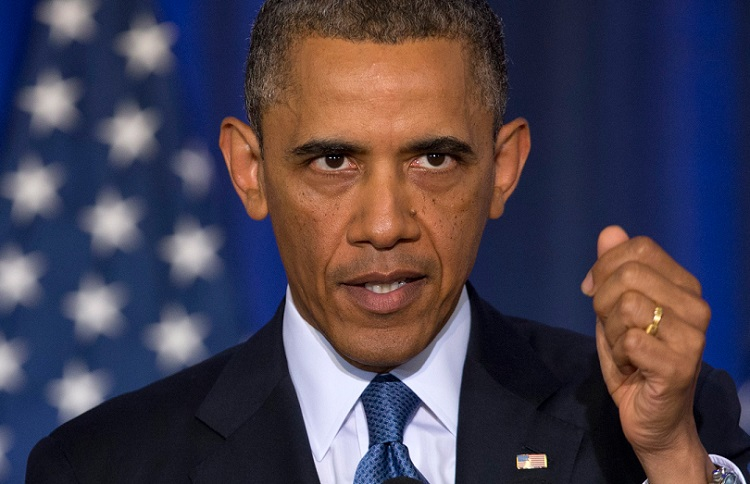 Obama Slams GOP Presidential Candidates for Being 'Down On America'