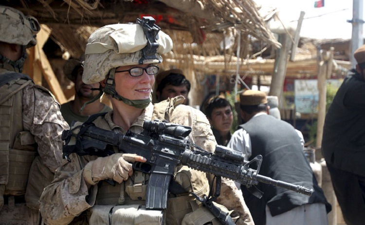 Will American Women Be Forced To Register For A Draft?