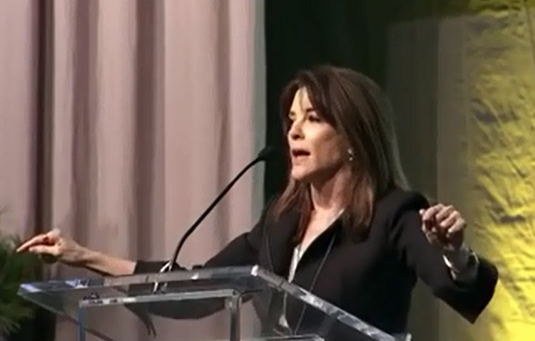 'The History Of Religion Has Not Been So Good To Women' – Marianne Williamson (Video)
